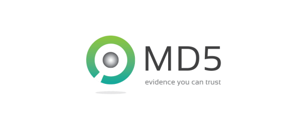 MD5 - Evidence you can Trust